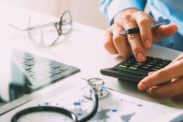foto ziekenhuisfinancien